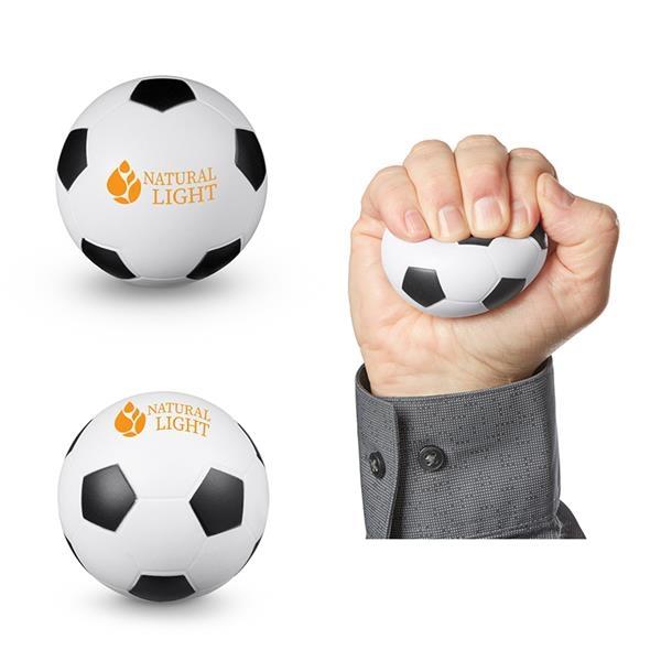 Soccer Super Squish Stress Reliever