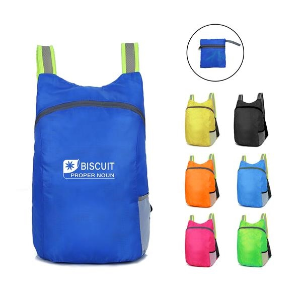 Lightweight Foldable Travel Hiking Daypack