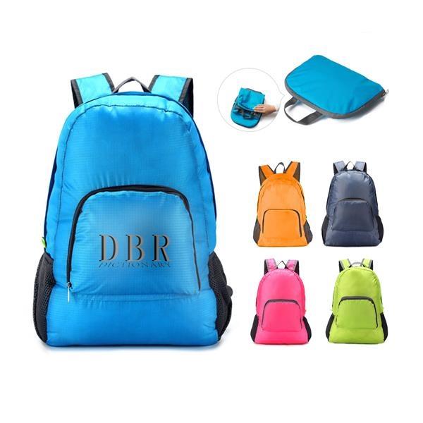 Outdoor Lightweight Backpack Custom Foldable Backpack