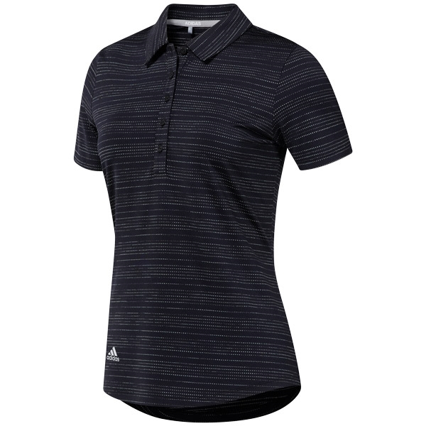 Adidas Women's Microdot Polo Shirt