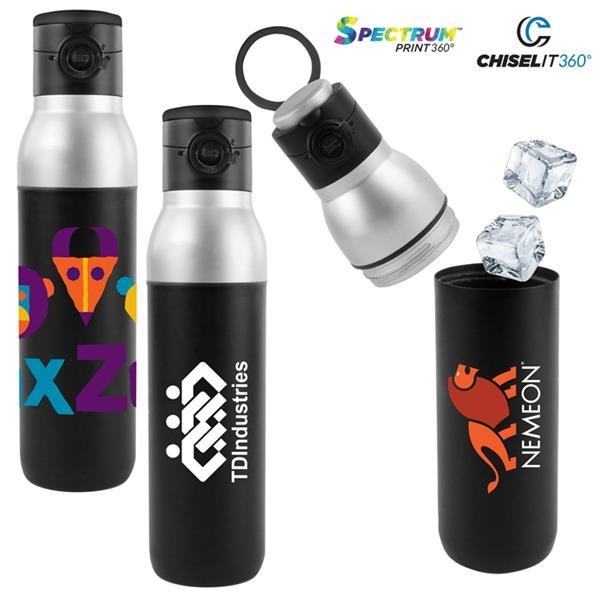 Basecamp® Glacier Dual-Opening Bottle