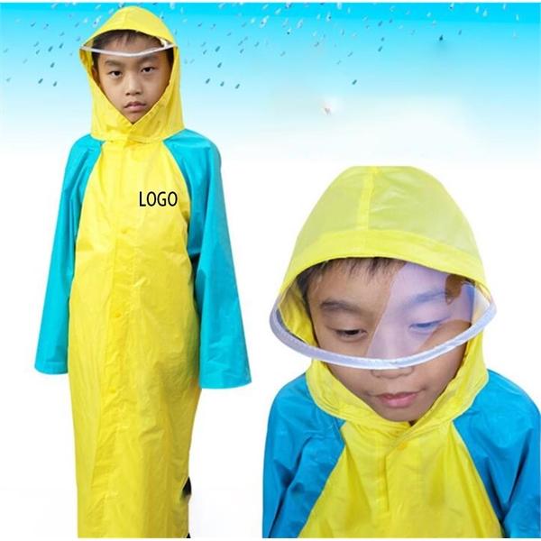 Customizable Children's Raincoat