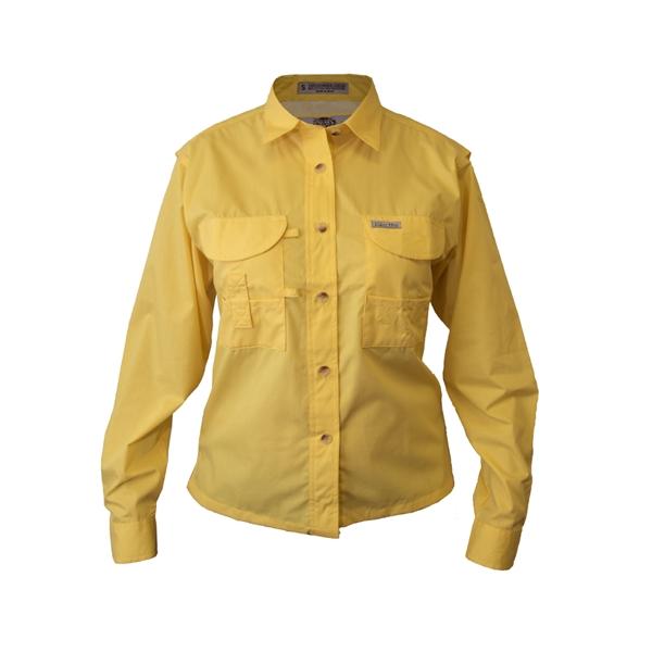 Ladies' Long Sleeve Fishing Shirt