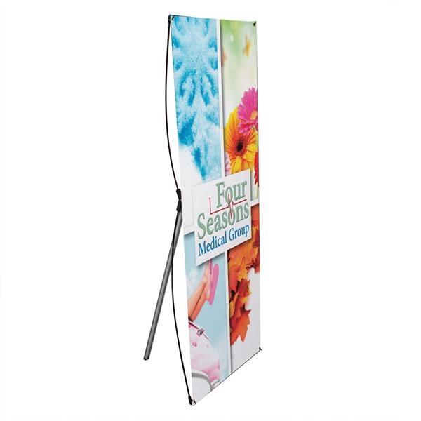 """Euro-X Banner Display Kit (31.5"""" x 70"""")"""