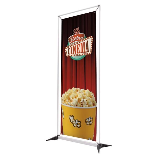 3.5' FrameWorx Display (1-Sided, No-Curl Opaque)