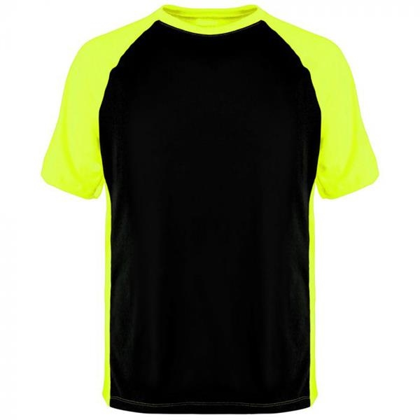 High Visibility TWO TONE POLYESTER TEE