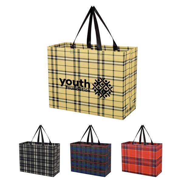Boxed Shopper Bag