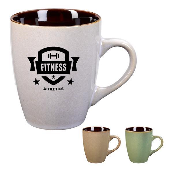 12 Oz. Handcrafted Mug