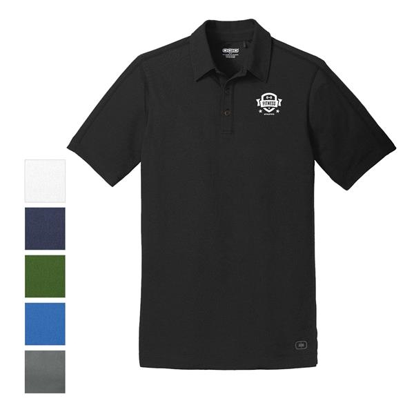 OGIO® Raglan-Sleeved Polo