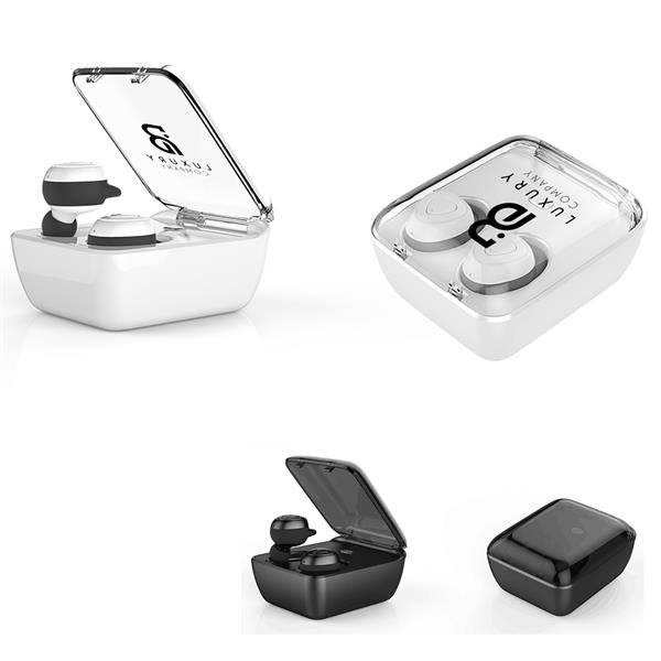 Stereo Quality 2 in 1 Bluetooth Earbuds