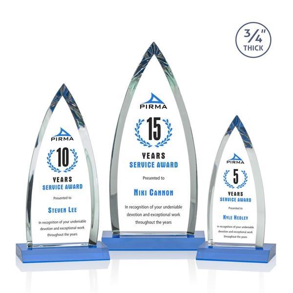 Shildon VividPrint™ Award - Sky Blue