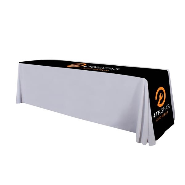 """149"""" Lateral Table Runner (Imprinted Top and Sides)"""