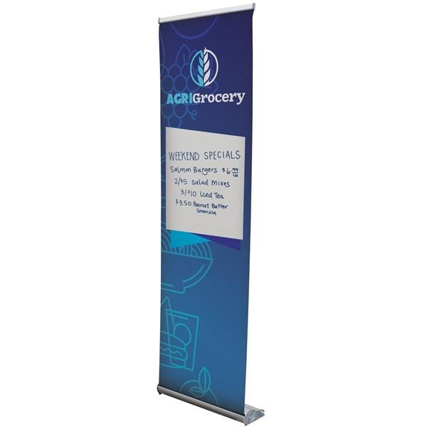 "24"" Stratus Retractor Kit (Dry-Erase Media)"