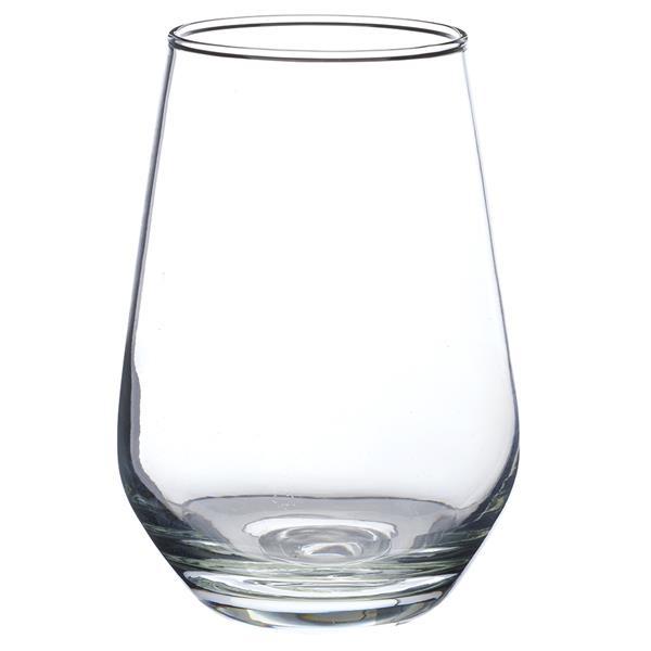16 oz. Vaso Silicia Stemless Wine Glasses