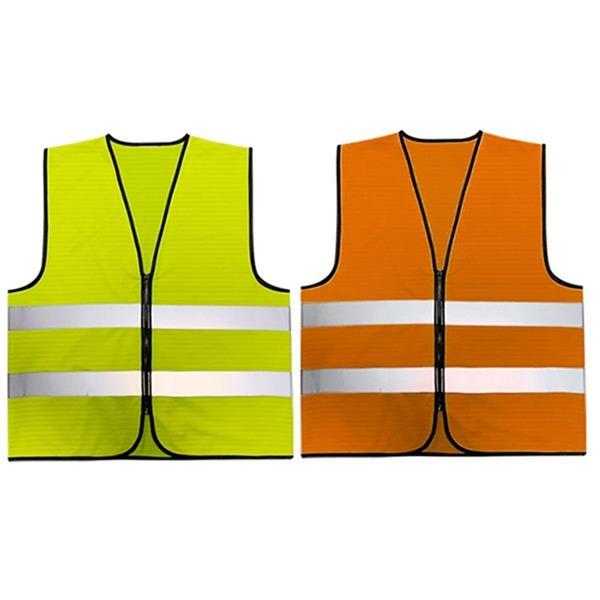 High Visibility Anti-static Safety Vest