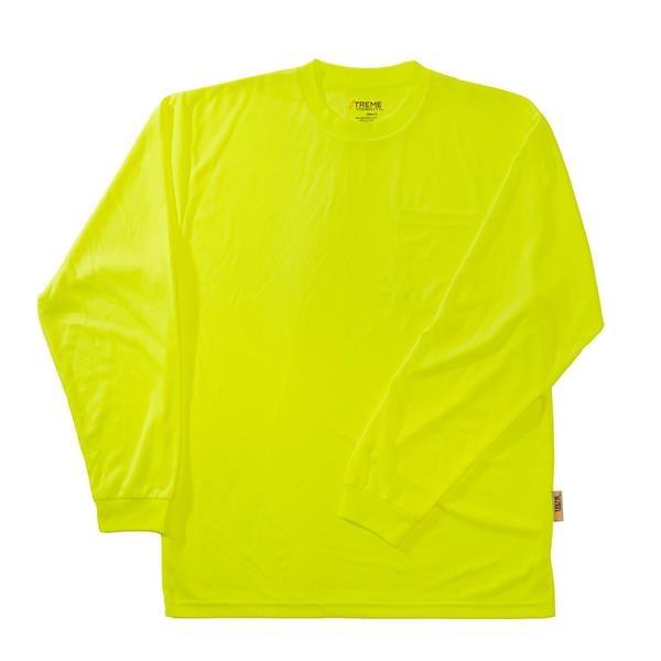 Xtreme Visibility HiViz Long Sleeve T-Shirt