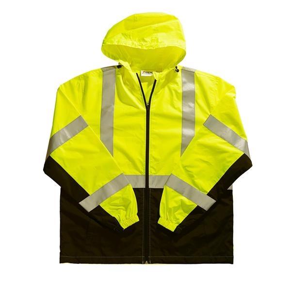 Xtreme Visibility Windbreaker Jacket