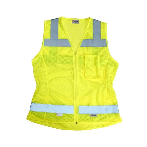 Xtreme Visibility Women's Fitted Class 2 Vest