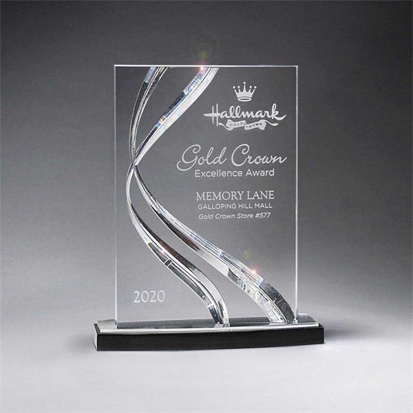 Small Clear Award