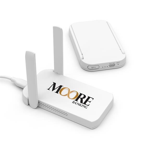 Wave Dual Band WIFI Extender