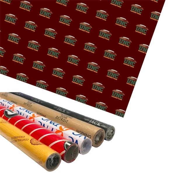 2.5' x 20' Wrapping Paper Roll
