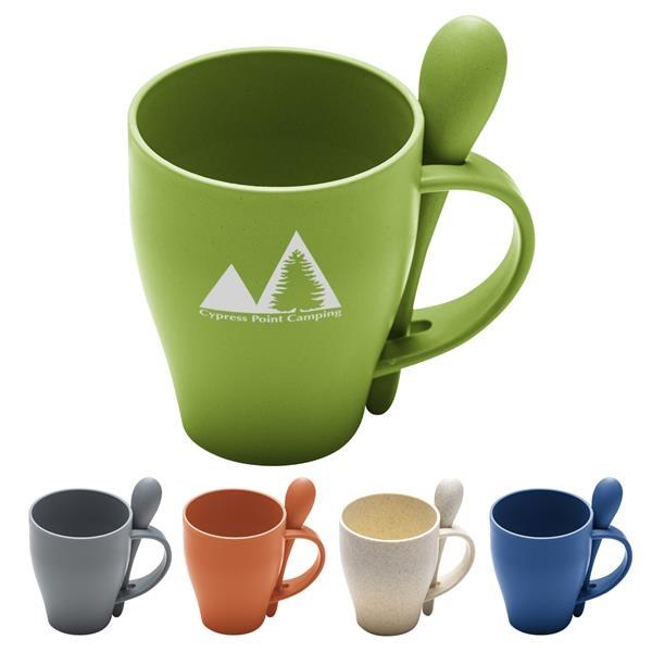 12 Oz. Harvest Spooner Mug