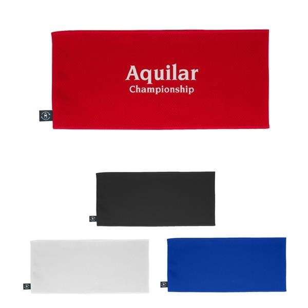 Cooling Headband With 100% RPET Material