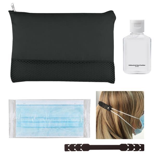 Mask & Sanitizer Kit