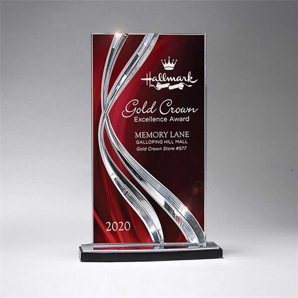 Large Ribbon Award