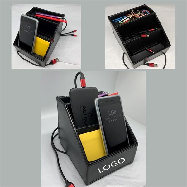 Phone Charger & Organizer