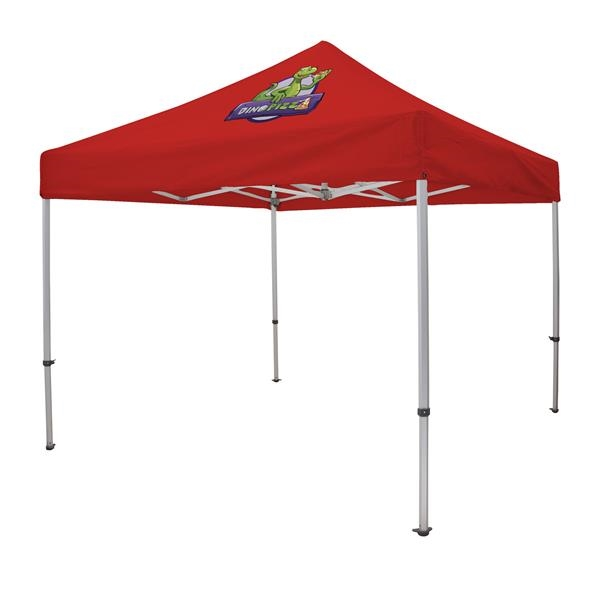 10' Elite Tent Kit (Full-Color Imprint, 1 Location)