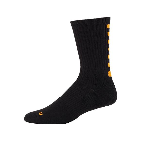 Augusta Sportswear Youth Color Block Crew Socks