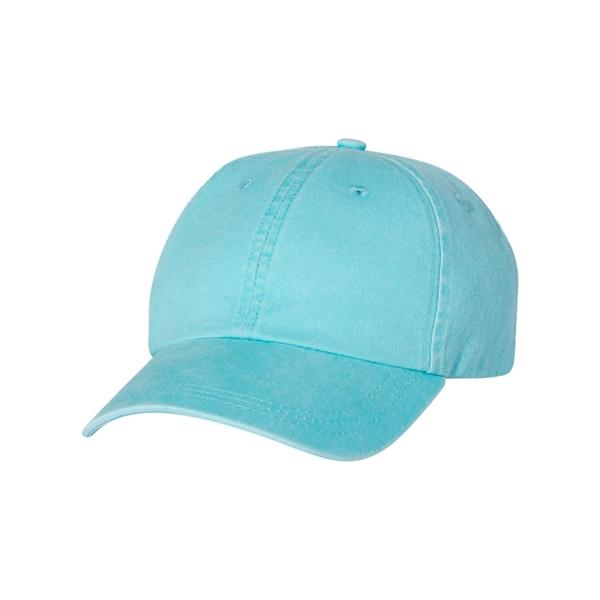 Mega Cap Pigment-Dyed Twill Cap