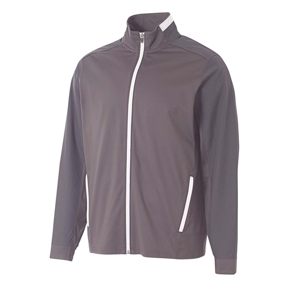 A4 Youth League Full-Zip Warm Up Jacket