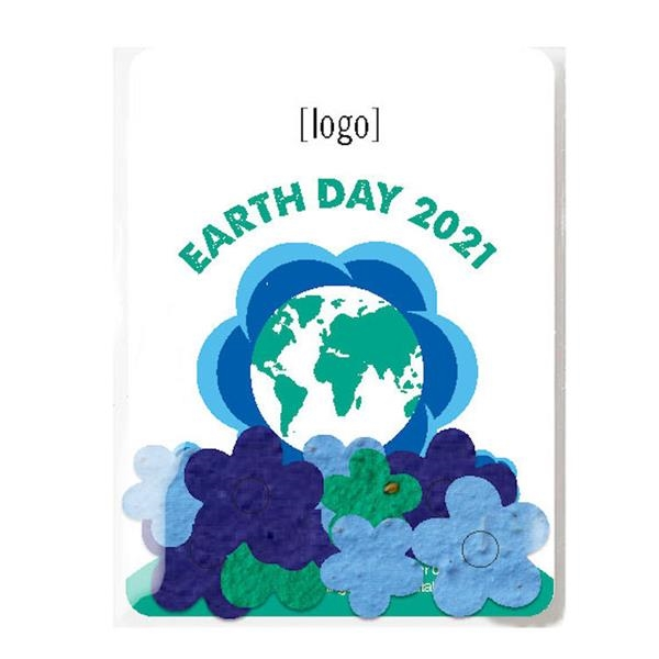 Earth Day Seed Paper Confetti Pack