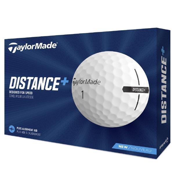 TaylorMade® Distance + Golf Balls