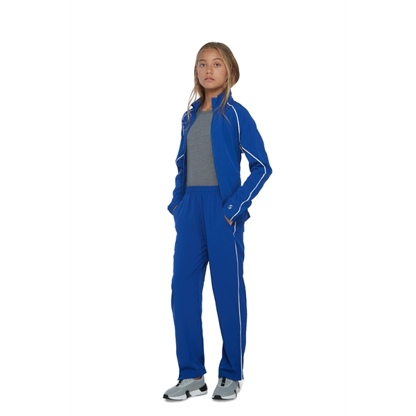 Soffe Youth Game Time Warm Up Jacket