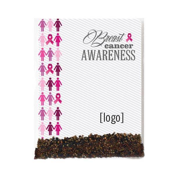 BCA Pink Wildflower Seed Packet