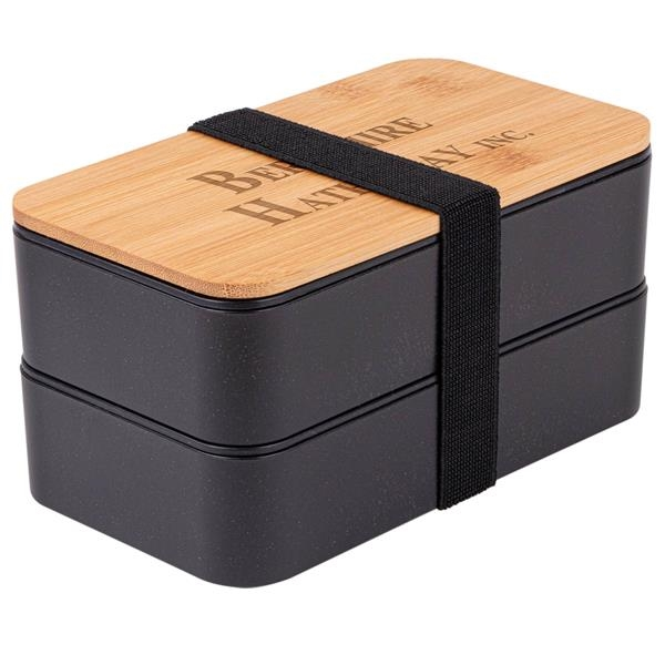 Wheat Straw Bento Box
