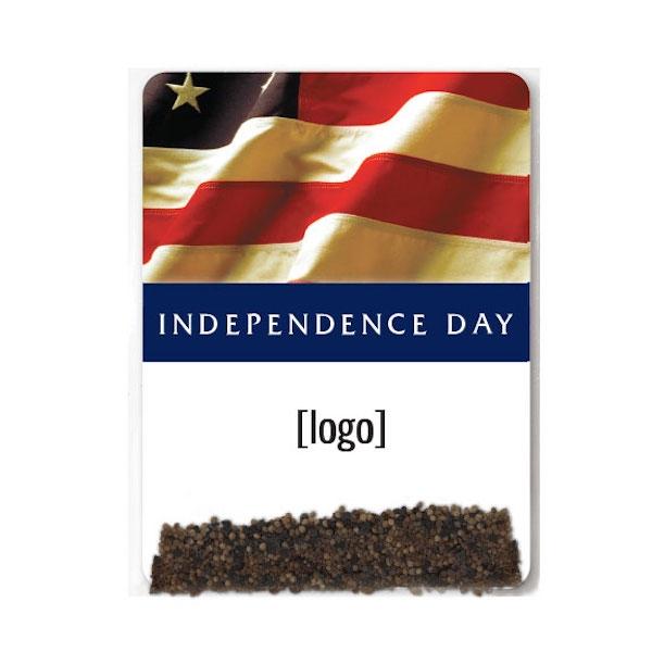 Patriotic Seed Packet