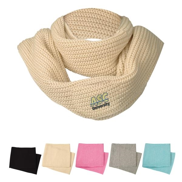 Grace Collection Infinity Scarf