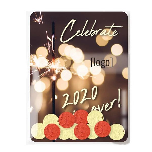 Holiday Seed Paper Confetti Pack