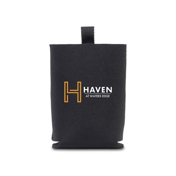 Neoprene Hand Sanitizer and Can Cooler Sleeve