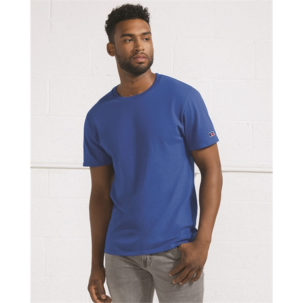 Russell Athletic Combed Ringspun T-Shirt
