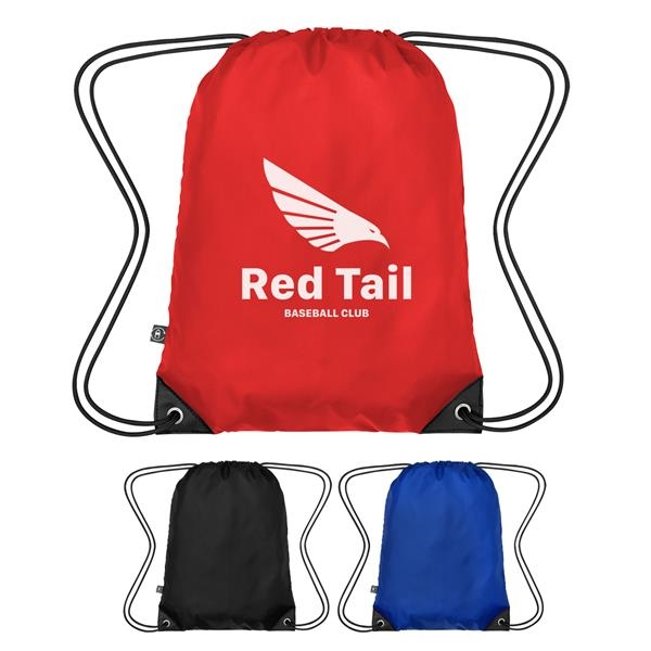 Small Sports Pack With 100% RPET Material