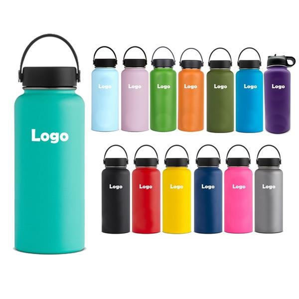 40 OZ. 304 Stainless Steel Insulated Sports Vacuum Cup with