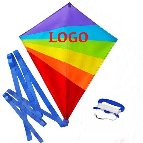 Custom Diamond Kite