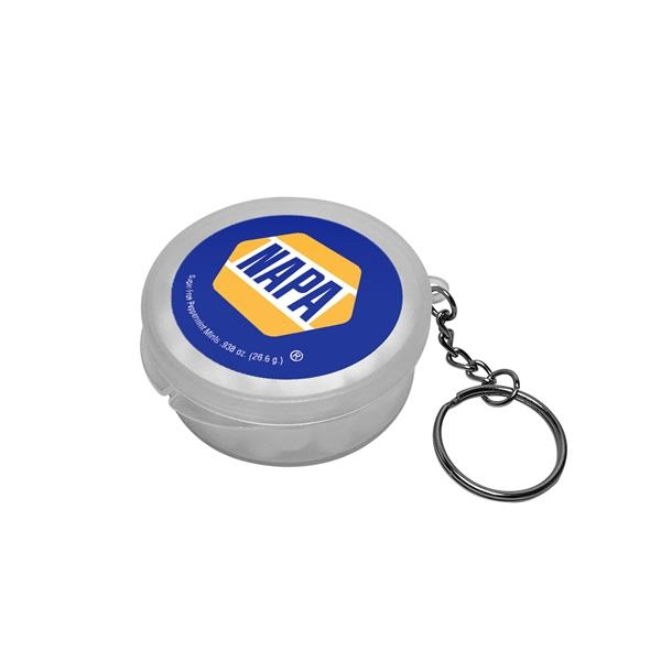 Mint Keychain