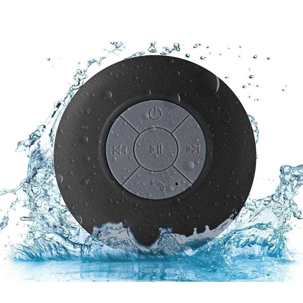 Shower Speaker Bluetooth Waterproof Suction Cup