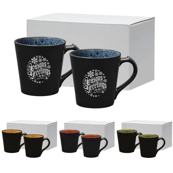 The VOG Ceramic Mug Gift Set